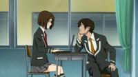 Anime/Manga Kure-nai  Genre : Shonen [Action, Drame, Comédie, Tranche de vie et Mystère]