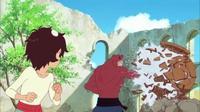 Manga/ Film d'animation Le garçon et la bête  Genre : Shonen[Action, Aventure et Surnaturel]