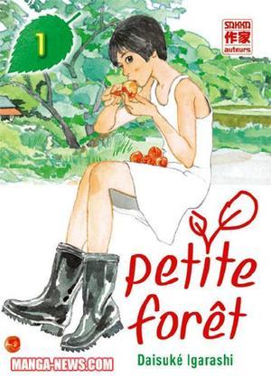 Manga  Petite Forêt Genre : Seinen [Tranche de vie]