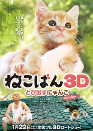 Film : Japonais Neco-Ban: Tobidasu Nyanko 65 minutes[Tranche de vie et Famille]