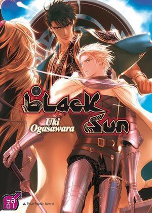 Manga  Black Sun Genre : Yaoi  [Drame, Érotique, Fantastique et Romance]