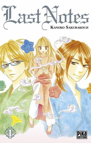 Manga Last Notes  Genre : Shojo[Romance et Fantastique]