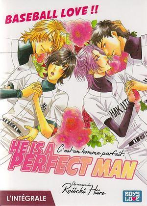 Manga He is a Perfect Man Genre : Yaoi[Romance, Comédie et Sport]