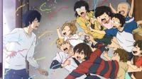 Manga/Anime Barakamon Genre : Shonen[Tranche de vie et Comédie]