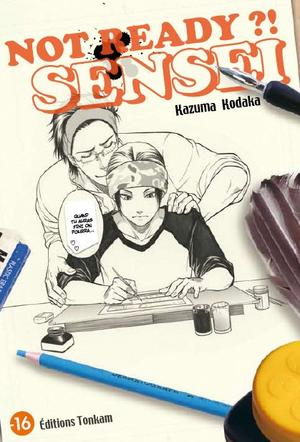 One Shot  Not Ready?! Sensei Genre : Yaoi [Romance et Comédie]
