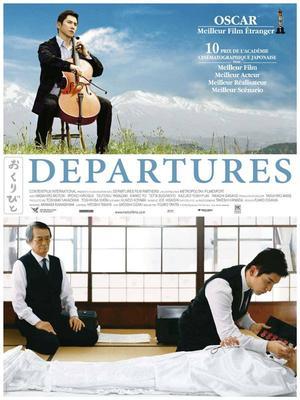 Film : Japonais Departures  130 minutes