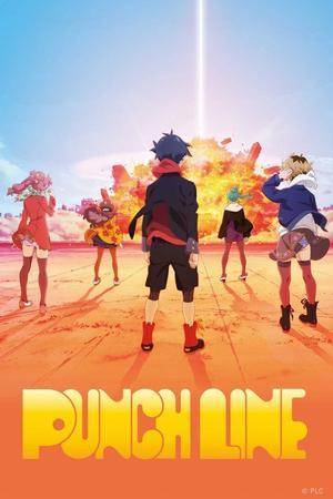 Anime Punch Line Genre : ???[Fantastique, Suspense, Action, Ecchi et Comédie]