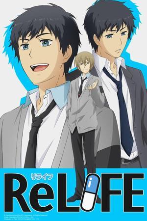 Manga/Anime ReLIFE Genre : Seinen[Romance, Drame, Ecole et Tranche de vie]