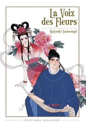 One Shot La voix des Fleurs   Genre : Josei[Fantastique, Romance, Drame et Historique]