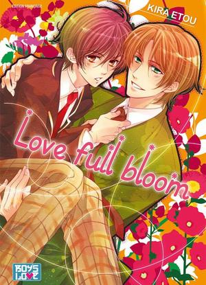 One shot Love Full Bloom Genre : Yaoi[Romance et Comédie]
