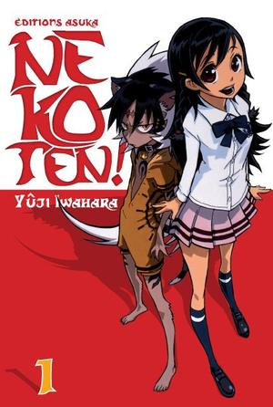 Manga Nekoten Genre : Seinen[Action, Aventure, Fantastique, Monstre et Comédie]