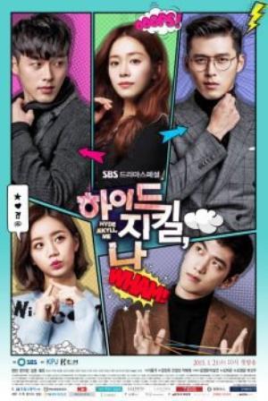 Drama : Coréen Hyde, Jekyll & Me 20 épisodes[Romance, Comédie, Mystère et Maladie]