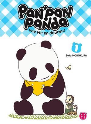 Manga Pan' Pan Panda Genre : Kodomo[Comédie et Tranche de vie]