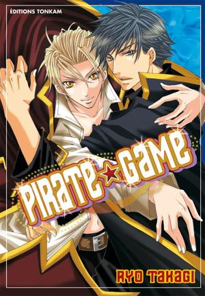 One Shot Pirate Game  Genre : Yaoi[Romance, Drame et Ecole]