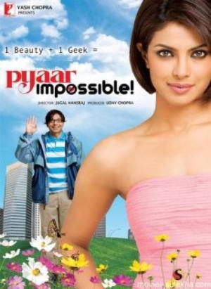 Film : Indien Pyaar Impossible 116 minutes[Romance et Comédie]