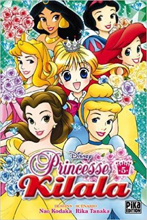 Manga Princesse Kilala Genre : Shojo [Romance et Fantastique]