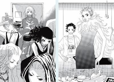 Manga Walkin' Butterfly Genre : Josei[Romance, Drame, Mode et Comédie]