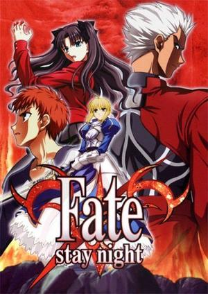 Anime/Manga Fate Stay Night Genre : Shonen[Action, Combats, Drame, Fantastique, Aventure et Romance]