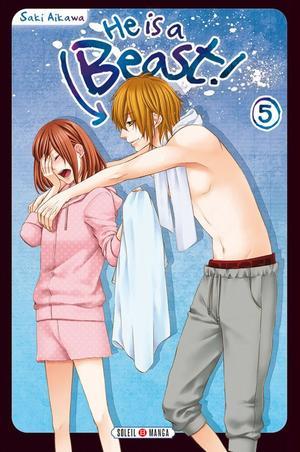 Manga  He is a Beast Genre : Shojo[Romance et Comédie]