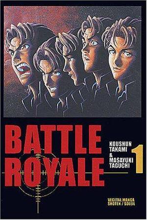 Manga Battle Royale Genre : Seinen[Action, Horreur, Ecole, Psychologique et Erotique (un peu)]