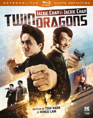 Film : Hong Kongais Twin Dragons 100 minutes[Action et Comédie]