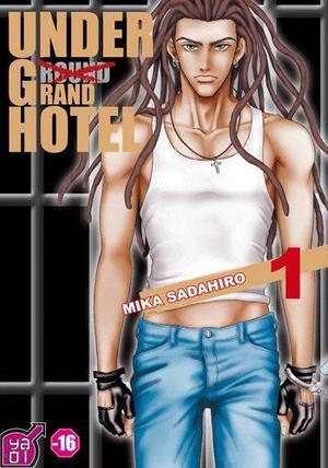 Manga Under Grand Hotel Genre : Yaoi[Romance, Drame et Erotique]