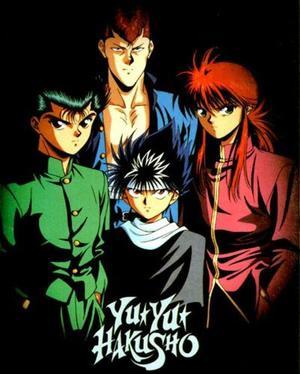 Anime/manga Yu Yu Hakusho Genre : Shonen[Aventure, Action, Drame, Combats, Comédie et Fantastique]