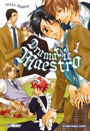 Manga Dramatic Maestro Genre : Yaoi[Romance, Comédie et Ecole]