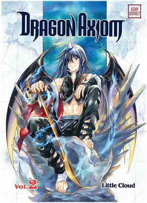 Manhua Dragon Axiom Genre : Shonen[Action, Aventure et Fantasy]