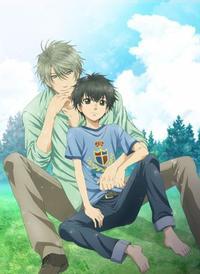 Anime/Manga Super Lovers Saison 1 et 2  Genre : Shonen-Ai[Comédie, Romance, Drame et Tranche de vie, ]