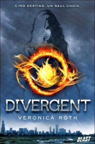 Divergent -> Veronica Roth