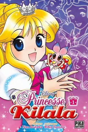 Princesse Kilala t1 -> Nao Kodaka & Rika Tanaka