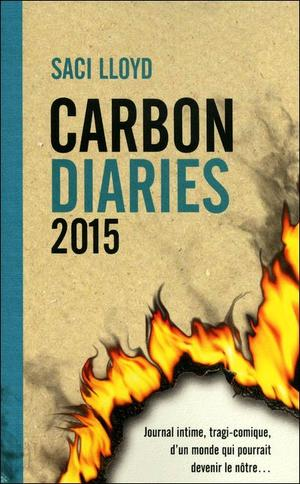Carbon diaries 2015 -> Saci  Lloyd