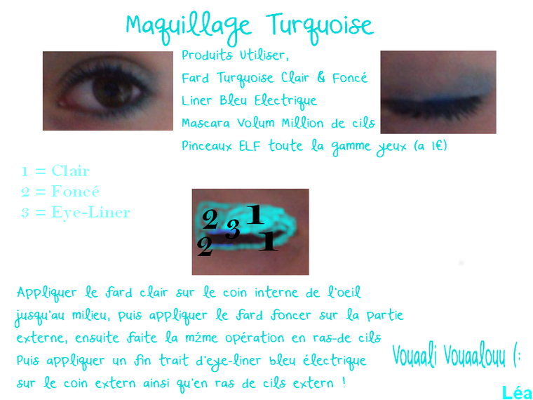 Maquillage Truquoise