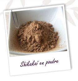 Shikakaï en poudre