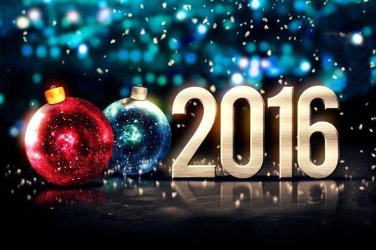 Mes résolutions 2016