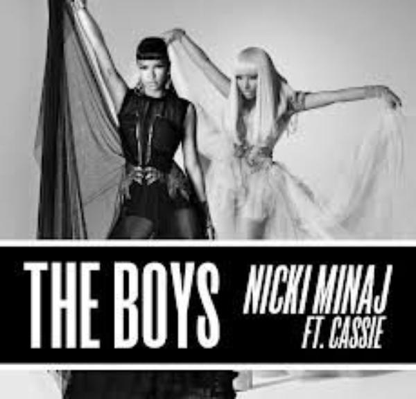 Pink Friday: Roman Reloaded / Nicki Minaj ft Cassie - The Boys (2012)