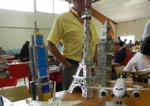 Ma visite à Compiègne au 7éme Salon Modélisme Maquettes Figurines (b1)