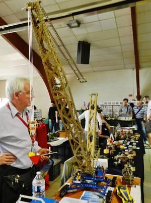 Ma visite à Compiègne au 7éme Salon Modélisme Maquettes Figurines (b3)