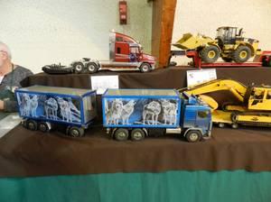 Ma visite à Compiègne au 7éme Salon Modélisme Maquettes Figurines (c1)