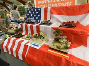 Ma visite à Compiègne au 7éme Salon Modélisme Maquettes Figurines (c6)