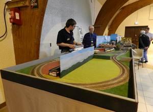 Ma visite à Compiègne au 7éme Salon Modélisme Maquettes Figurines (A1)