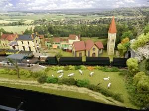 Ma visite à Compiègne au 7éme Salon Modélisme Maquettes Figurines (B5)