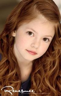 Quelle actrice jouera Renesmée ?