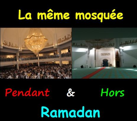 ♣ le Ramadan made  in France ♣