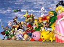 n°4: Les Varia qui jouent à Super Smash Bros Mélée