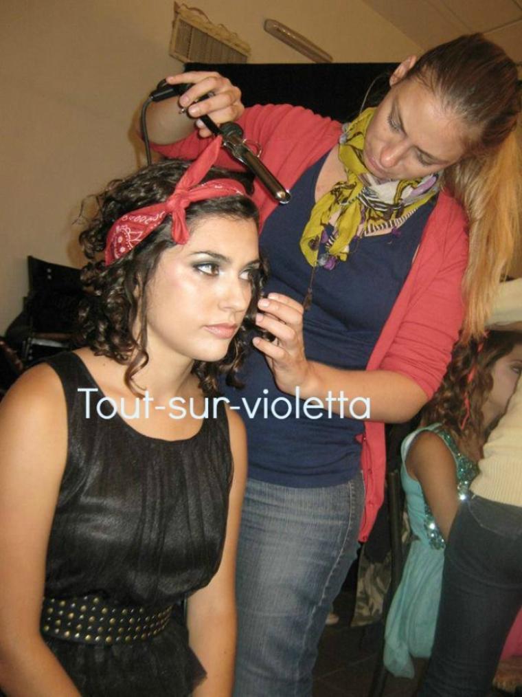 Backstage ~ Episode 40 De violetta 2