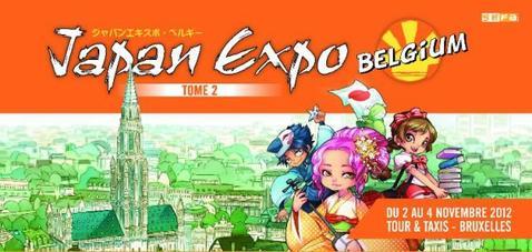 japan expo 2012 Belgium