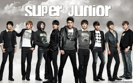 Hangout avec Super Junior