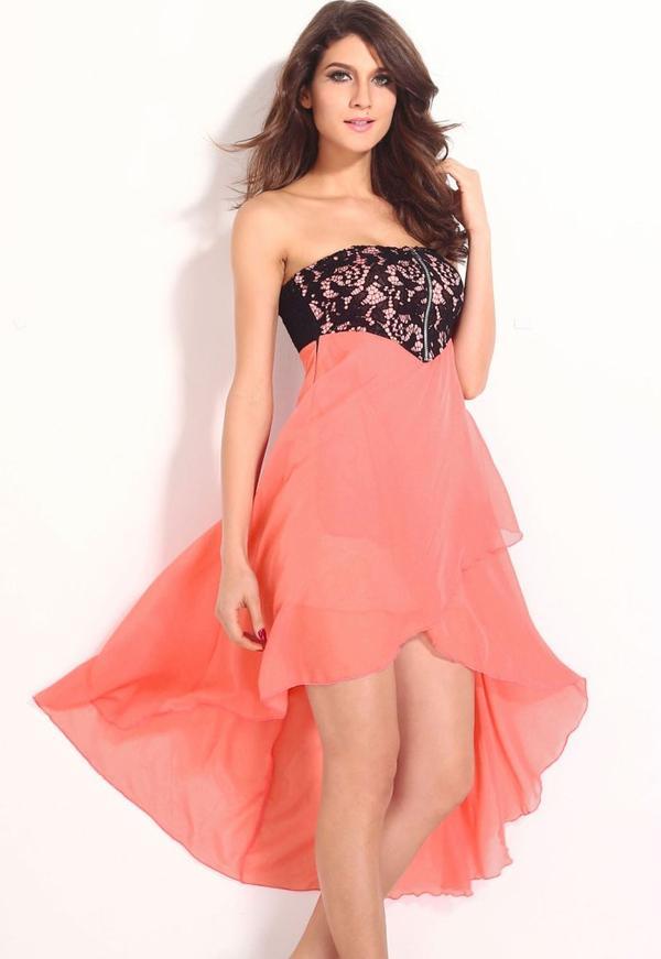 Je adore mes robes de mode de roses
